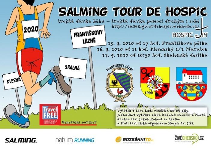 SALMING TOUR DE HOSPIC