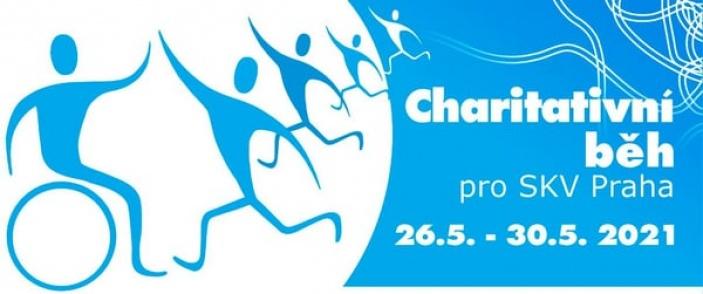 Charitativní běh na podporu Sportovního klubu vozíčkářů Praha