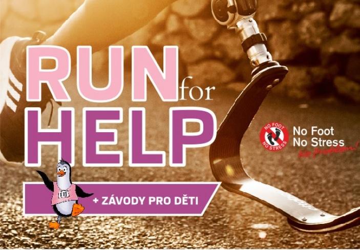 Run for Help Praha 2021