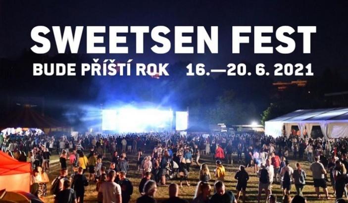 NOVÝ Sweetsen Fest 2021 - benefiční festival