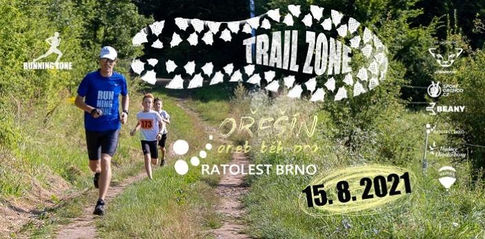 Trail zone 2021 aneb běh pro Ratolest