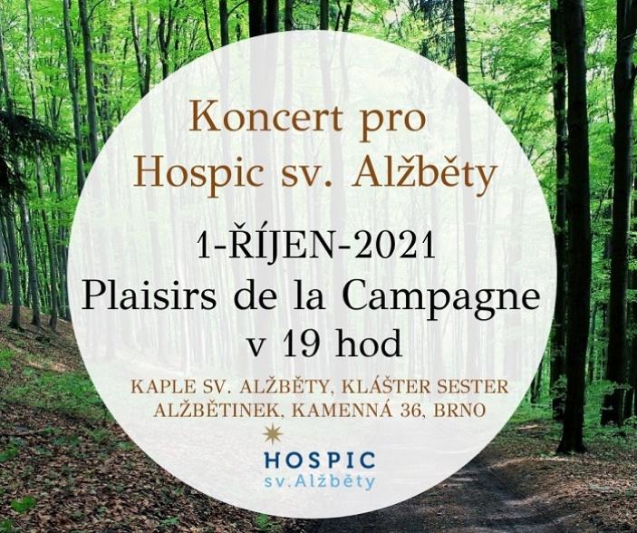 Koncert pro hospic
