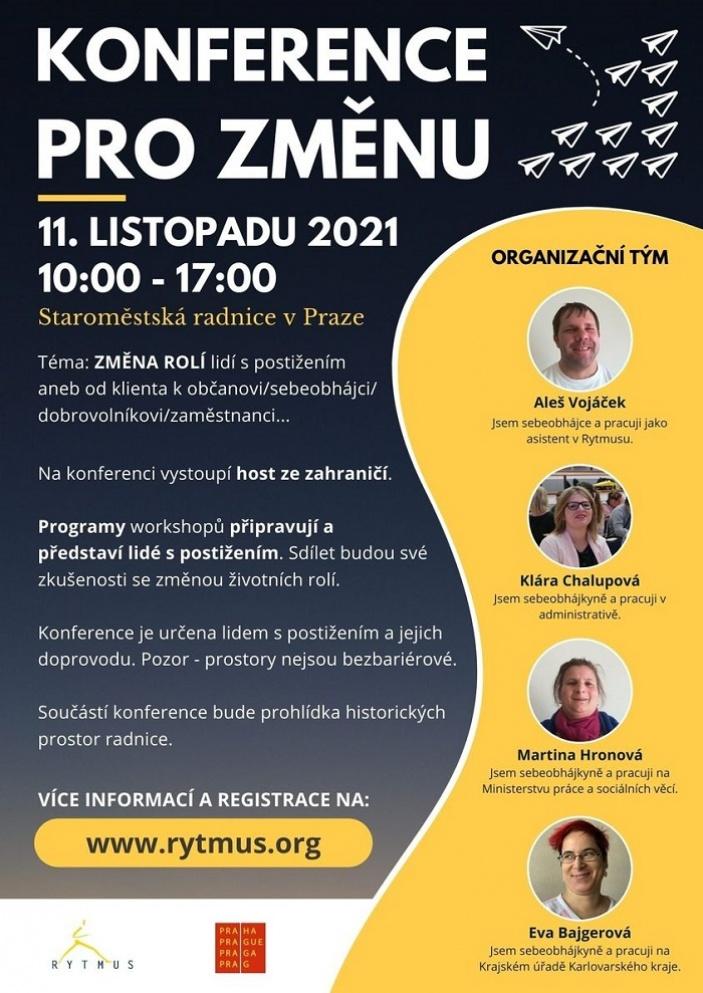 Konference Pro změnu