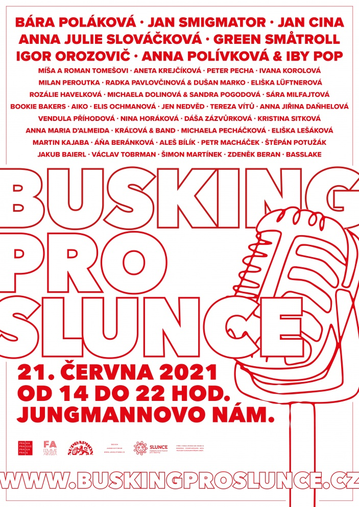 Busking pro Slunce VOL.IV