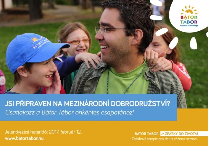 Mezinárodní tábory zážitkové terapie pro onkologicky nemocné děti