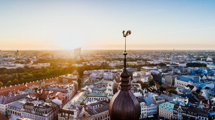 Do Lotyšska za dobrovolnictvím
