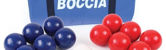 Asistentka ve sportu jménem Boccia
