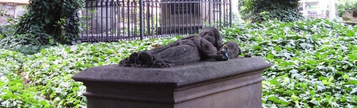 Podpora Malostranského hřbitova