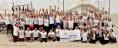 Pátý ročník benefiční dražby beachvolejbalistů přinesl rekordní výtěžek půl milionu korun