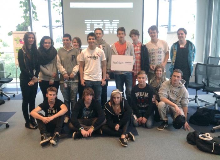 Exkurze IBM