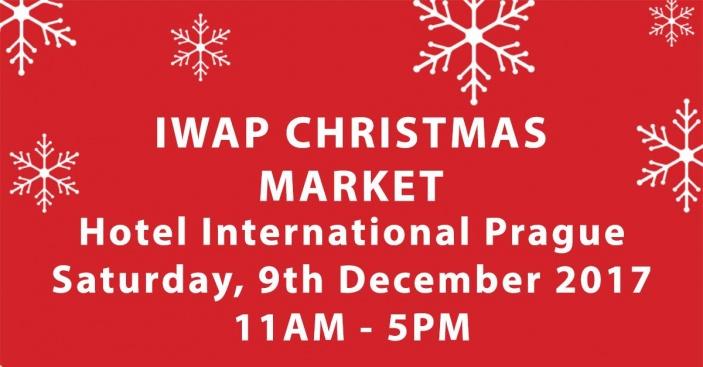 ACORUS obdrží výtěžek z dobročinného vánočního trhu IWAP