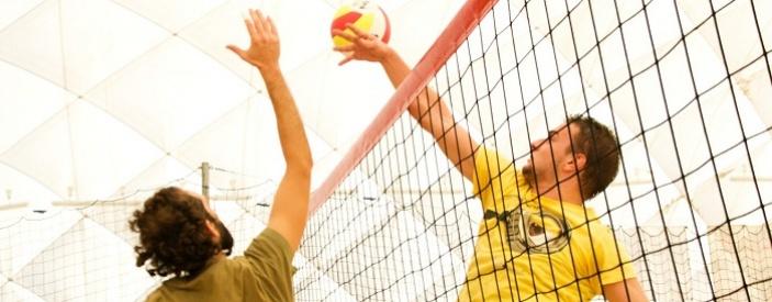 Jíme proto, abychom mohli sportovat - Prague Beach Team podporuje Centrum Anabell