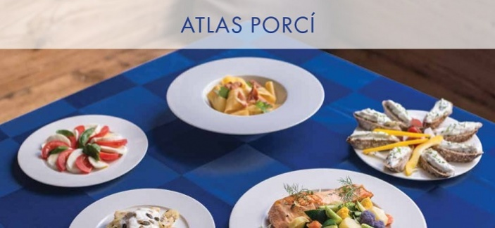 Jak vypadá zdravá porce? Napoví Atlas porcí od Anabell