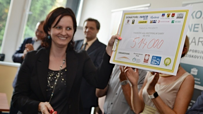 Rekord na burze filantropie – 514 000 korun pro neziskovky z orlickoústecka
