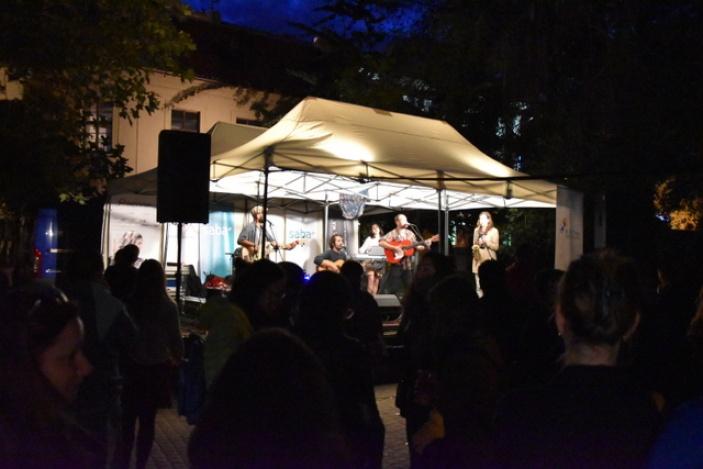 Music Grill Fest: Kultura a zábava na podporu dobrovolnictví