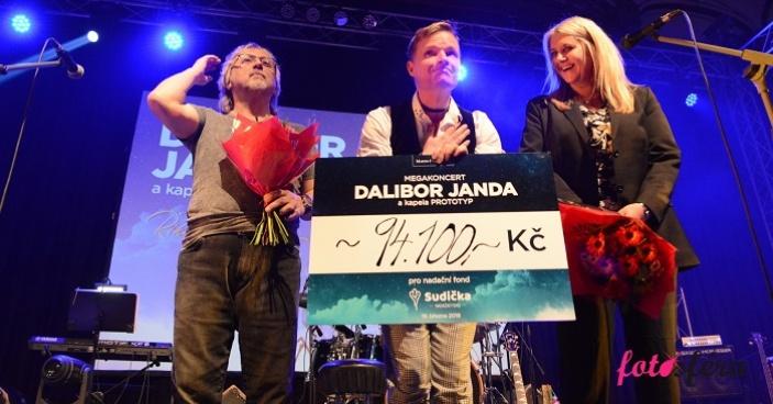 Megakoncert Dalibora Jandy