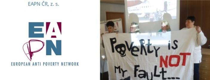 EAPN již patnáctým rokem bojuje s chudobou v Česku. Jako jeden z nástrojů vidí nepodmíněný základní příjem