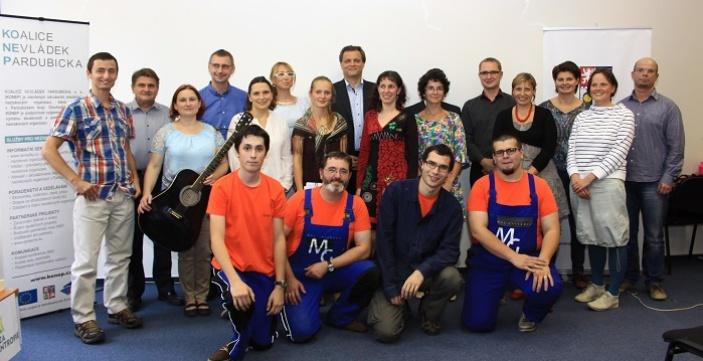Filantropové podpořili dobročinné projekty na Orlickoústecku