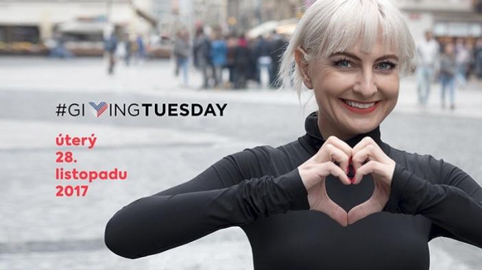 Celý svět dnes slaví Giving Tuesday, mezinárodní svátek dárcovství