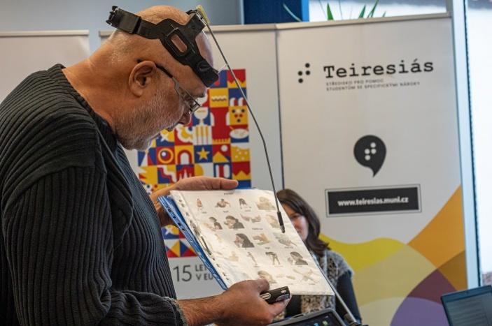 Konference INSPO o technologiích pro osoby se specifickými potřebami je inspirativní i pro vystavovatele