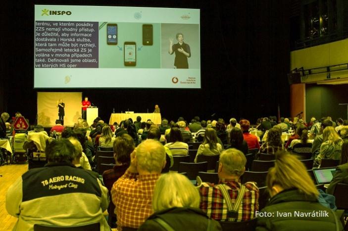 Novými partnery konference INSPO o technologiích pro osoby se specifickými potřebami jsou CZ.NIC a Microsoft