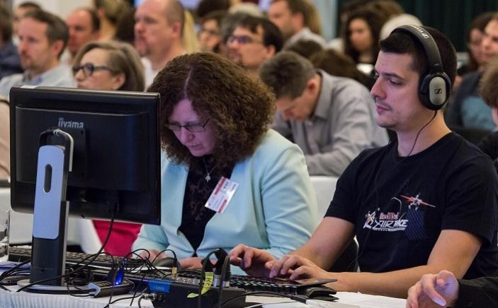 Konference INSPO udává technologické trendy, pomáhá bořit komunikační bariéru pro lidi se sluchovým postižením