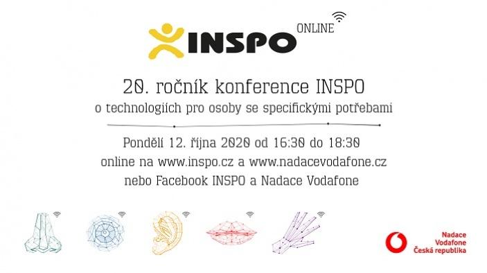 Konference INSPO 2020 proběhne 12. října online