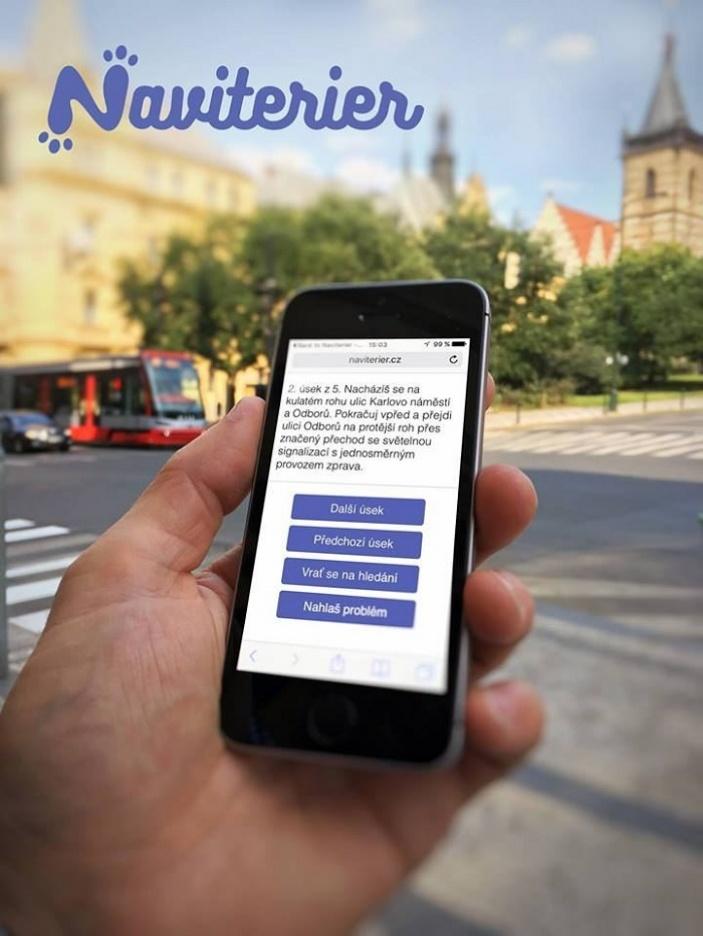 Účastníci konference INSPO mohou získat navigaci Naviterier na měsíc zdarma