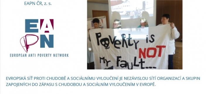 Jak řešit chudobu po roce 2020? Odpověď budou v Praze hledat odborníci a politici z Evropy i tuzemska