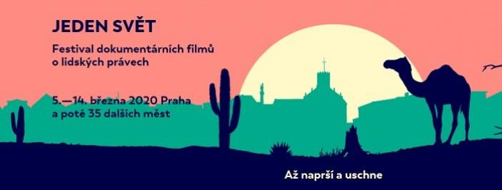 Začíná festival Jeden svět. Představí filmy zaměřené především, ale nejen, na projevy klimatické krize