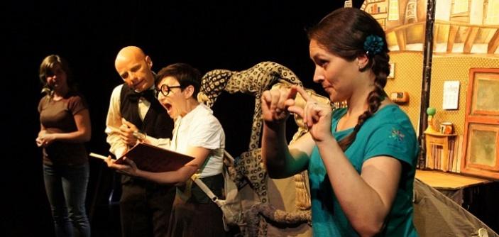 Představení pro neslyšící děti v Hradci Králové