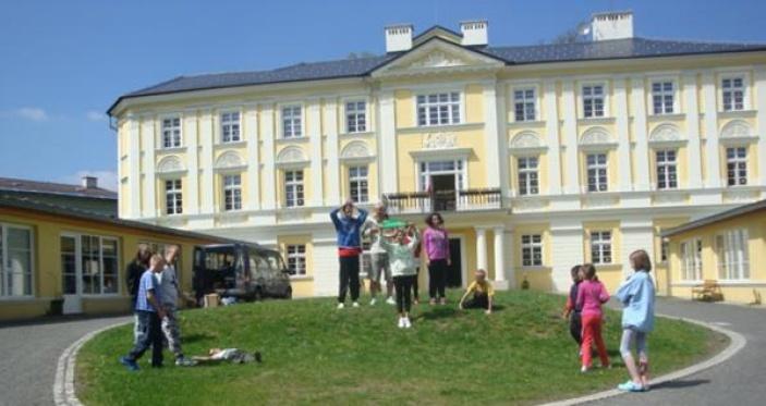 Dětský domov Loreta ve Fulneku - Rozhovor s ředitelkou Renatou Malinovou