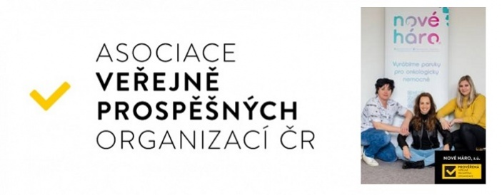 """Už dvacet organizací v Česku má """"značku spolehlivosti"""".  Tu poslední získal spolek Nové háro."""