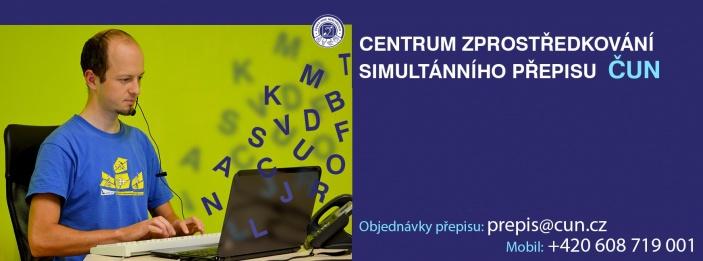 Česká unie neslyšících nabízí přepis mluvené řeči online