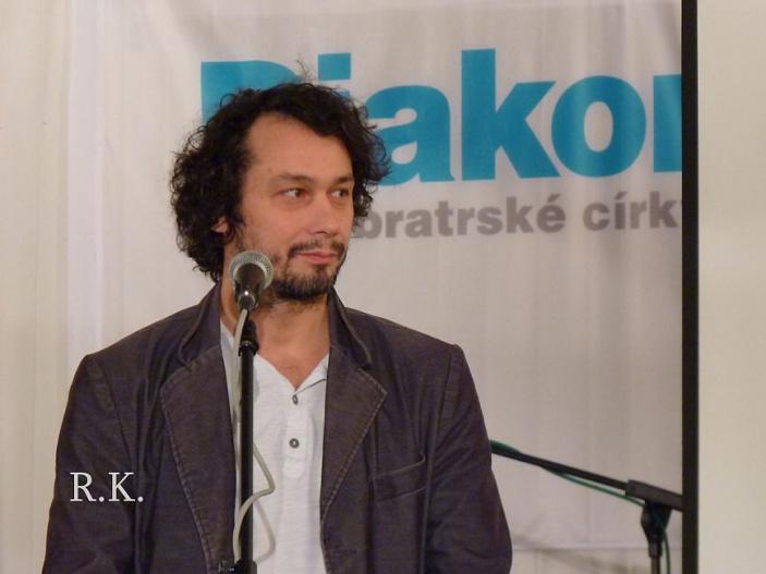 Pavel Liška vylicitoval pro vsetínskou Diakonii přes 140 tisíc korun
