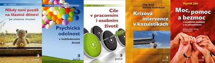 Zajímavé knihy nakladatelství Portál