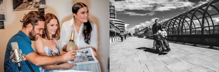 Fotografie Jiřího Štarhy pomáhají lidem s mentálním postižením
