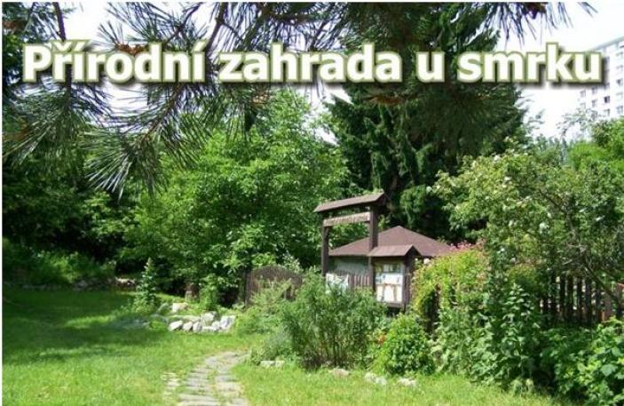 Rozhovor s Libuší Mičolovou nejen o Přírodní zahradě u smrku