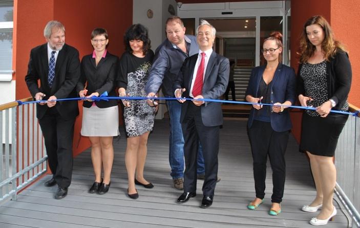 Rekonstrukce Domova Harmonie dokončena, po roce se opět otevírá klientům Diakonie