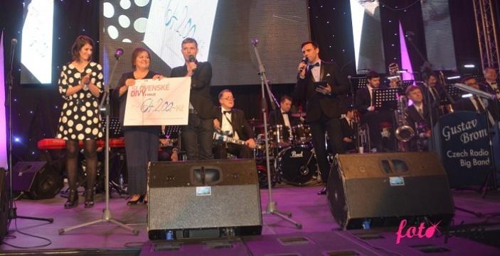 Pražská Lucerna zažila tsunami vlnu slovenské muziky