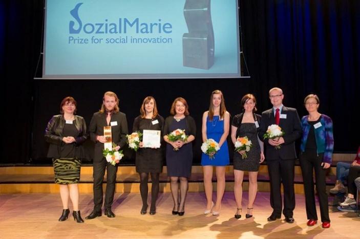 Burza filantropie vyhrála 3. místo v evropské inovační soutěži