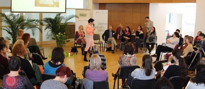 Spektrum rozvoje žen zve ke spolupráci