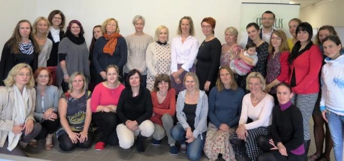 Mentoři z byznysu pomáhají ženám při startu sociálních podniků