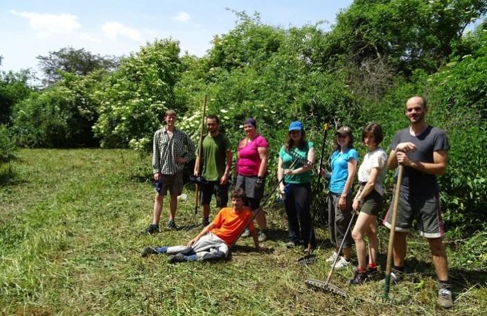 Užijte si dobrovolnické léto v polabské přírodě