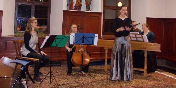 Večery u kapucínů – benefiční koncert pro Diakonii