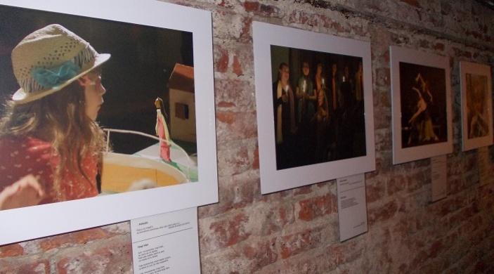 Výstava handicapovaných umělců