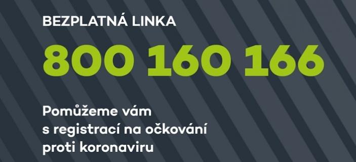 Bezplatná informační linka ke koronaviru 800160166 bude nově sloužit i seniorům a seniorkám nad 80 let. Pomůže jim sregistrací kočkování.